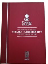 More details for emirates fa cup final, limited edition programme. chelsea v leicester city