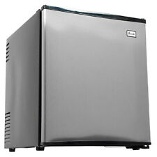 Avanti Black/Stainless Steel 1.7 Cu Ft Ac/Dc Mini Refrigerator #Shp1712Sdc