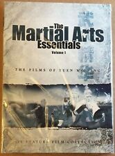 The Martial Arts Essentials Volume 1: The Films of Yuen Wo Ping - Six Films DVD
