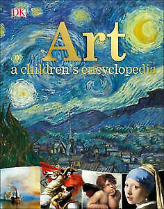 Art A Children's Encyclopedia | DK