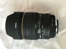 Sigma EX Aspherical 15-30mm f/3.5-4.5 Lens For Nikon
