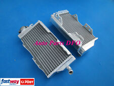 Full Pair ALUMINUM Radiateur for HONDA CR125 CR125R CR 125 02 03 2002 2003