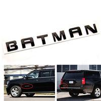 2x OEM Chrome Spiderman Hero Spider Man EMBLEM Badge Letter 3D F150 Chevy Y