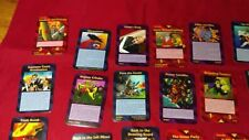 ASSASSINS INWO Base Set 113 Rare(30), Uncommon(33) & Common(50) Illuminati Cards