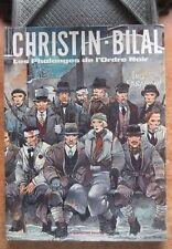 CHRISTIN - BILAL / LES PHALANGES DE L'ORDRE NOIR - REED. -1990- HUMANOÏDES ASSO.