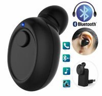 Bluetooth 4.1 In-Ear Kopfhörer Mini Wireless kopfhrer Kabellos Stereo Headset DE