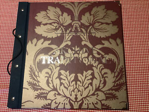 Cole & Son Archive Traditional Wallpaper Sampler Book, 2010, Heavy!