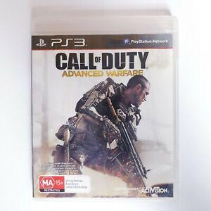 Call Of Duty Advanced Warfare - Sony Playstation 3 PS3 - Free Postage