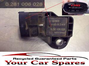 Suzuki SX4 Pressure Sensor 2.0 Diesel 06-14 0281006028