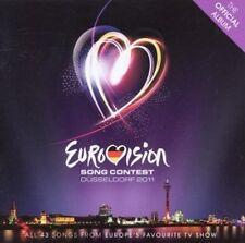 Eurovision Song Contest-Düsseldorf 2011 * NEW 2cd's * NOUVEAU *