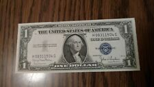 FR-1613N 1935D Silver Certificate No MOTTO {Narrow Top} Uncirculated.