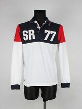 Sail Racing SR 77 Grinder Rugger Men Jumper Size S, Genuine