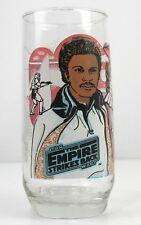 Empire Strikes Back - Glass - Lando - Star Wars V - Burger King 1980 Glass