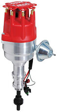 MSD 8350CR Ready-to-Run Pro-Billet Ford 351C-460 Distributor (Factory Refurb)