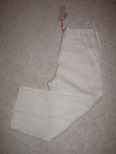 Marks and Spencer Linen Mid Rise Trousers for Women