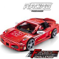 Decool Enzo Technic 8613 F 430 Challenge 512 piece compatible blocks model
