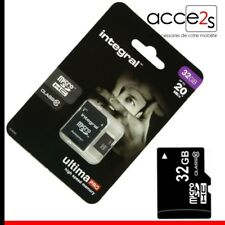Carte Mémoire Micro SD 32 Go classe 10 Pour SFR Altice StarAddict 6