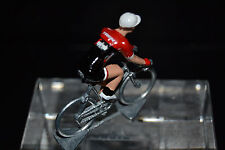 Trek Segafredo 2017 - Petit cycliste - Figurine cycliste - Cyclist figure