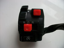New Motorcycle Handlebar Switch Off Road Enduro Indicator Kill Horn Conversion