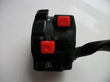 Nuevo Interruptor De Manillar Moto Off Road Enduro indicador matar conversión de cuerno