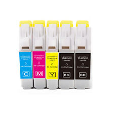 5 PK Replacement Ink Set for Brother LC51 MFC Fax 230C 240C 440CN 465CN 3360C