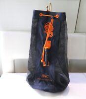.Mens IWC Nylon Aqua Timer Divers Shoulder Bag