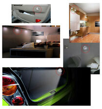 Vehicle Accessories Universal Car Boot Home Trunk Touch Light Night Lamp 4LED