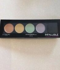 LOREAL Infallible Total Cover Color Correcting Palette 225 colour kit
