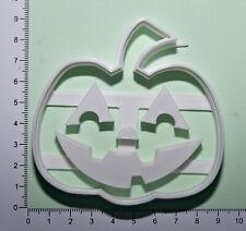 Halloween pumpkin or fondant  Cutter 3d printed
