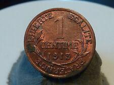 PL8(31) - 1 CENTIME - DUPUIS - 1913 - RARE & QUALITE SUP !