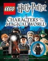 LEGO® Harry Potter Characters of the Magical World-Jon RICHARDS