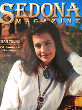 Sedona Magazine Summer 1999 Sean Young cover