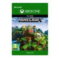 Minecraft  XBOX ONE digital Key CODE.