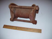 Dresser style coupling 2 inch pipe 3 bolt coupling new old stock