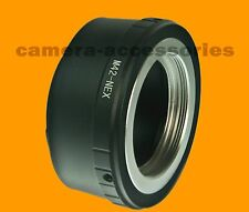 M42 Lente a Sony NEX E Mount Camera Adapter Ring NEX-5 NEX-3 NEX5 NEX-7 NEX-C3