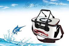 strong multifunction fishing tough EVA bag & satchel