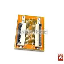 FPC FFC FLAT FLEX CABLE 1mm 13pin to 13pin INCREASING SCREEN LINE EXTENSION new