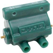 Dynatek dual-plug coil 3ohm green - Dynatek-harley DC6-1