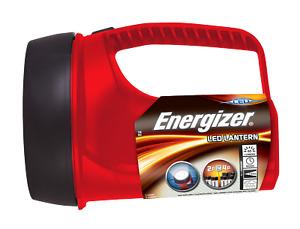 Energizer 65 Lumen LED Water Resistant Lantern Flashlight Torch Lamp Light