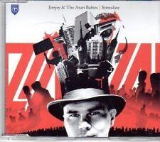 (DH780) Emjay & The Atari Babies, Stimulate - 2006 CD