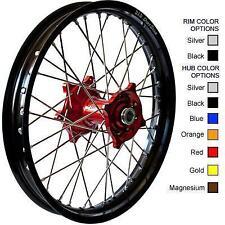 TALON Mx Rear Wheel Set With Dirtstar Rim 2.15X19 Gold/Blk Offroad 56-4156GB