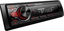 Pioneer Bluetooth Car Stereo Audio Receiver In Dash System With Am/Fm Radio 50W