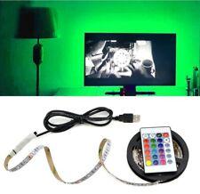 3m 4m 5m LED Strip Light RGB tape lamp Alexa Google Smart WIFI Full Kit