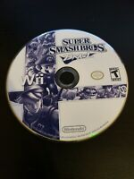 Super Smash Bros. Brawl (Nintendo Wii) Disc Only FAST SHIPPING TESTED & WORKS!