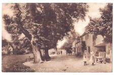 Ockley Stane St RED LION The Inn on the Green PUB HOTEL Surrey OLD POSTCARD