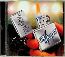Cry Havoc- Refuel/Live At The Cathouse 2-CD (2005) Hard Rock