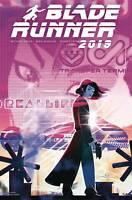 Blade Runner 2019 #6 Cvr A (2020 Titan Comics) First Print Hughes Cover