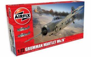 Airfix Grumman Martlet Mk.IV in 1/72 RAAF WWII Fighter