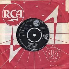 NEIL SEDAKA       CALENDAR GIRL/  THE SAME OLD FOOL UK RCA     60s POP