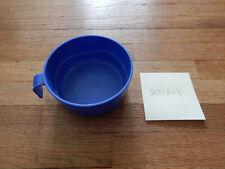 Tupperware Kids Toddler Bowl 2551A-3 Blue